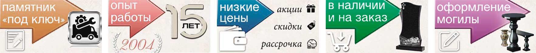 инфографика памятники